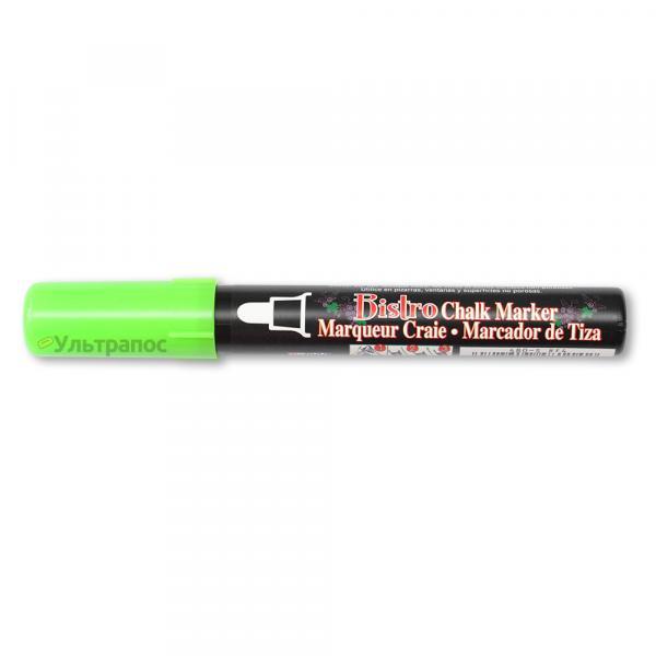 Меловой маркер Marvy Bistro, зеленый
